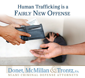 Picture of Human Trafficking Crimes