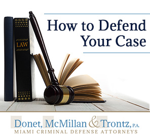 Defend Your Case