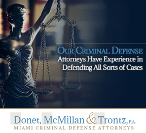 Picture of the Law Firm of Coconut Grove Criminal defense attorneys